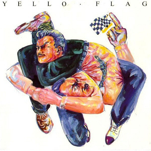 YELLO-FLAG CD  VG