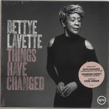 LAVETTE BETTYE-THINGS HAVE CHANGED 2LP *NEW*
