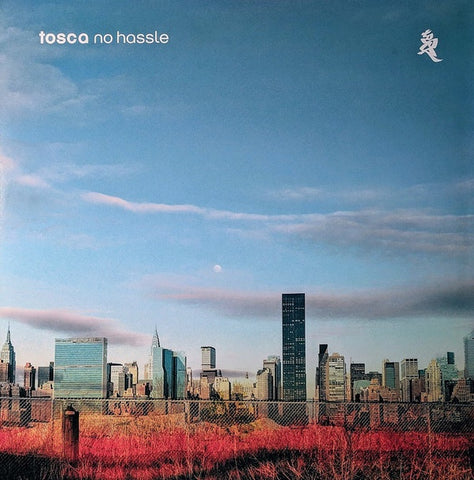 TOSCA-NO HASSLE BLUE & BLACK VINYL 2LP *NEW*