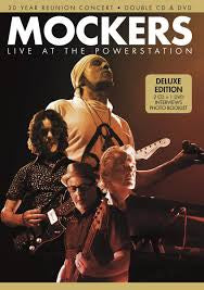 MOCKERS-LIVE AT THE POWERSTATION 2CD+DVD *NEW*