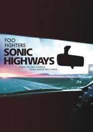FOO FIGHTERS-SONIC HIGHWAYS 4DVD *NEW*