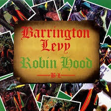 LEVY BARRINGTON-ROBIN HOOD LP VG+ COVER VG