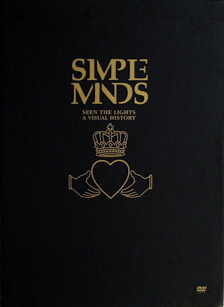 SIMPLE MINDS-SEEN THE LIGHTS A VISUAL HISTORY 2DVD VG