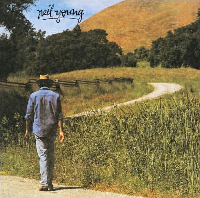 YOUNG NEIL-OLD WAYS CD VG
