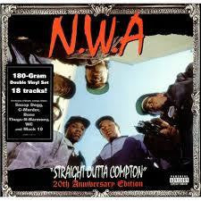 N.W.A.-STRAIGHT OUTTA COMPTON 2LP  *NEW*