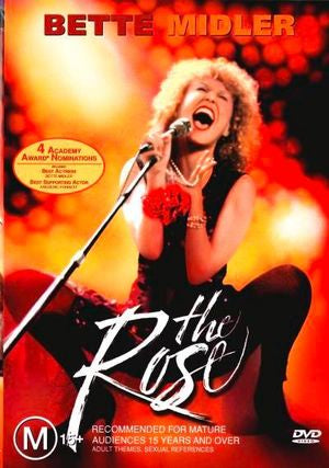 ROSE THE DVD VG