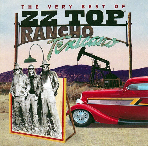 ZZ TOP-RANCHO TEXICANO: THE VERY  BEST OF 2CD  VG