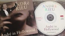 RIEU ANDRE-ANDRE IN HOLLYWOOD CD VG