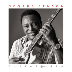 BENSON GEORGE-GUITAR MAN *NEW*