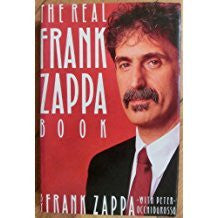 THE REAL FRANK ZAPPA BOOK G