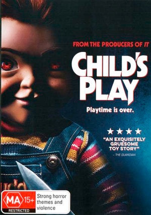 CHILD'S PLAY 2019 MOVIE DVD M