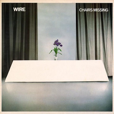 WIRE-CHAIRS MISSING CD VG