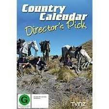 COUNTRY CALENDAR-DIRECTOR'S PICK DVD VG