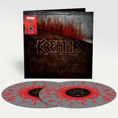 KREATOR-UNDER THE GUILLOTINE SPLATTER VINYL 2LP *NEW*