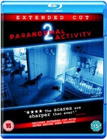 PARANORMAL ACTIVITY 2 BLURAY VG
