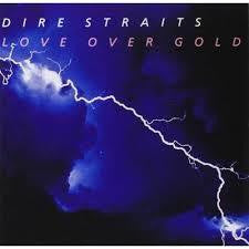 DIRE STRAITS-LOVE OVER GOLD CD *NEW*