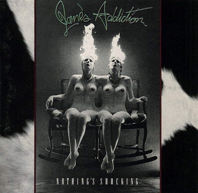 JANES ADDICTION-NOTHINGS SHOCKING LP *NEW*