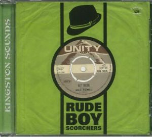 RUDE BOY SCORCHERS-VARIOUS ARTISTS CD *NEW*