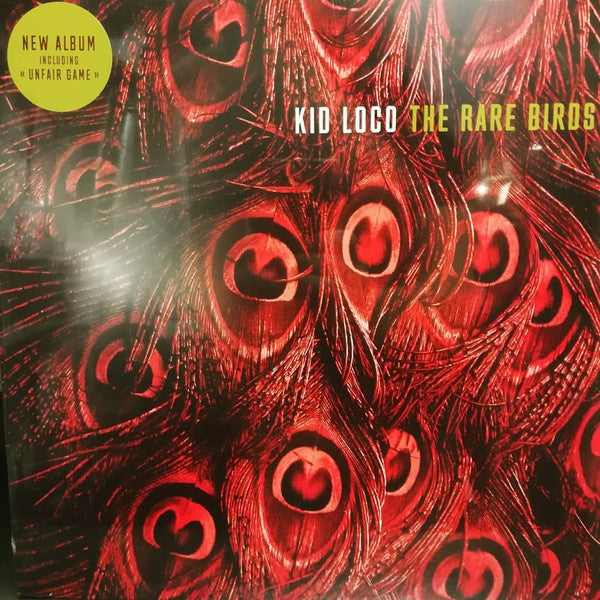 KID LOCO-THE RARE BIRDS 2LP *NEW*