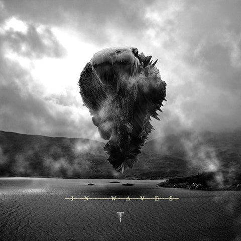TRIVIUM-IN WAVES SILVER VINYL 2LP *NEW*