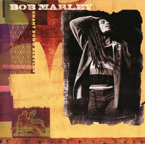 MARLEY BOB-CHANT DOWN BABYLON CD VG