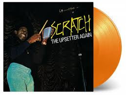 UPSETTERS-SCRATCH THE UPSETTER AGAIN ORANGE VINYL LP *NEW*