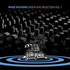 MORE ROCKERS-DUB PLATE SELECTION VOL 1. CD *NEW*
