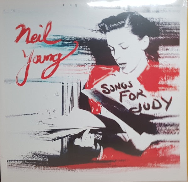 YOUNG NEIL-SONGS FOR JUDY 2LP *NEW*