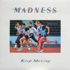 MADNESS-KEEP MOVING LP EX COVER VG