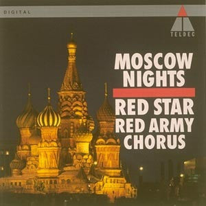 MOSCOW NIGHTS-RED STAR RED ARMY CHORUS CD G