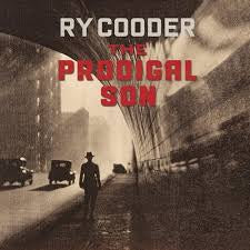 COODER RY-THE PRODIGAL SON RED VINYL LP *NEW*