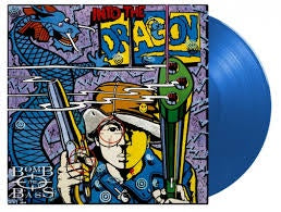 BOMB THE BASS-INTO THE DRAGON BLUE VINYL LP *NEW*