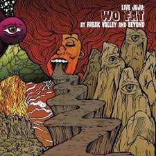 WO FAT-LIVE JUJU: WO FAT AT FREAK VALLEY & BEYOND CD *NEW*