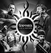 GODSMACK-LIVE AND INSPIRED 2CD VG