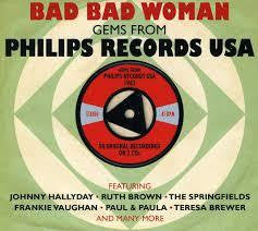 BAD BAD WOMAN-VARIOUS ARTISTS 2CD *NEW*