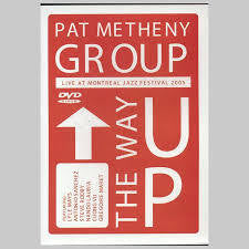 METHENY PAT GROUP-THE WAY UP DVD *NEW*