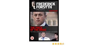 FREDERICK FORSYTH PRESENTS-THE PRICE OF THE BRIDE ZONE 2 DVD VG