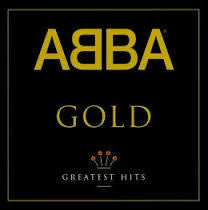ABBA-GOLD GREATEST HITS CD VG