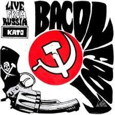 BACONFOOT-LIVE FROM RUSSIA 7INCH *NEW*