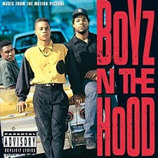 BOYZ N THE HOOD-OST 2LP *NEW*