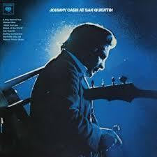 CASH JOHNNY-AT SAN QUENTIN LP *NEW*