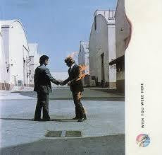 PINK FLOYD-WISH YOU WERE HERE CD VG
