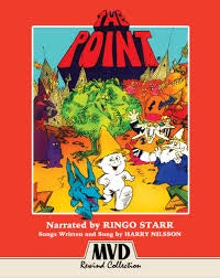 NILSSON HARRY-THE POINT (ULTIMATE ADDITION) BLURAY *NEW*