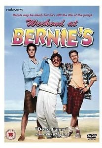 WEEKEND AT BERNIE'S DVD VG