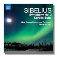 SIBELIUS-SYMPHONY NO 2 KARELIA SUITE-NZSO CD *NEW*