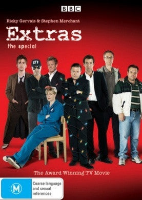 EXTRAS - THE SPECIAL DVD G