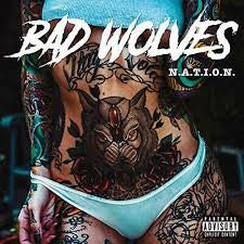 BAD WOLVES-N.A.T.I.O.N. CD *NEW*