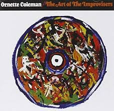 COLEMAN ORNETTE-THE ART OF THE IMPROVISERS LP EX COVER NM