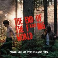 COXON GRAHAM-THE END OF THE F***KING WORLD OST LP *NEW*