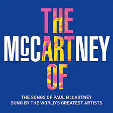 ART OF MCCARTNEY-VARIOUS ARTISTS 2CD+DVD *NEW*